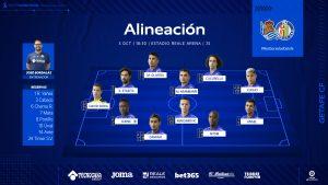 التشكيل المتوقع لفريق خيتافي أمام برشلونة